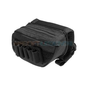 Invader Gear Invader Gear Stock Pad Black