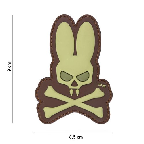 101Inc. 101Inc. Skull Bunny Coyote