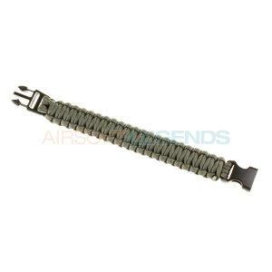 Invader Gear Invader Gear Paracord Bracelet Grey