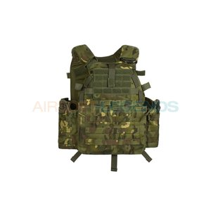 Invader Gear Invader Gear 6094A-RS Plate Carrier Multicam Tropic