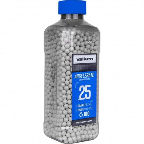 Valken Valken 0,25gr Bio  bb's 2500 rds
