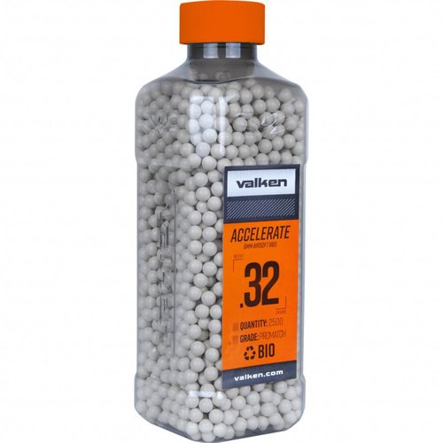 Valken Valken 0,32gr Bio bb's 2500 rds
