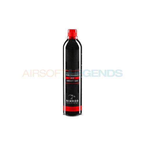 Nimrod Nimrod Professional Performance Red Gas 500ml