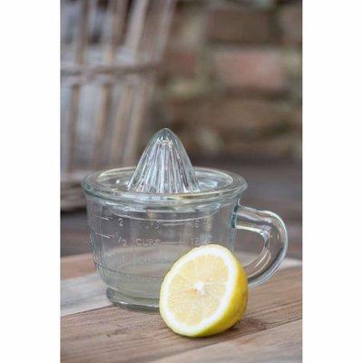 IB Laursen Zitronenpresse mit Auffanggefäß