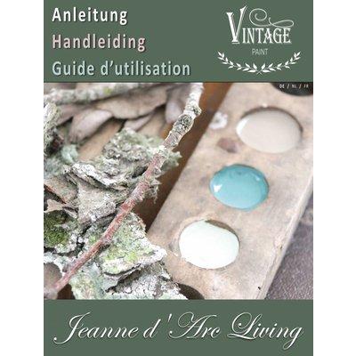 Jeanne d'Arc Living Vintage Paint Instruction Guide