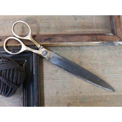 Chic Antique Vintage Schere für Deko