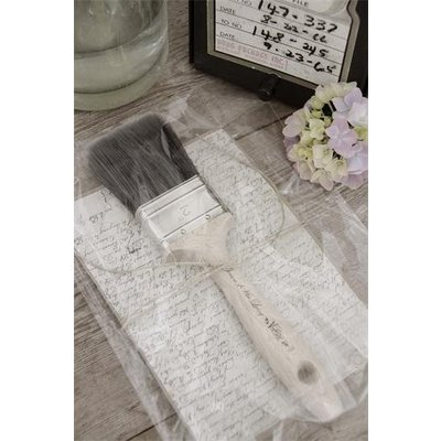 "Jeanne d'Arc Living Flat brush -2"" extra high Quality"