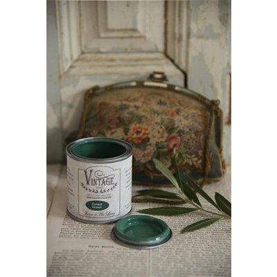 Jeanne d'Arc Living Vintage Paint, Forest Green