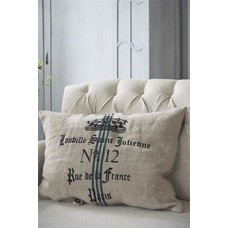 Jeanne d'Arc Living Cushion cover, Paris - Heavy