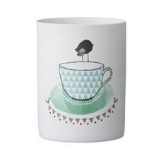 Teacup, ceramic