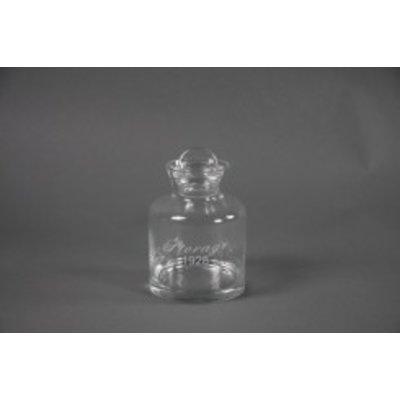 Decostar, Countryfield Vorratsglas mit Glasdeckel