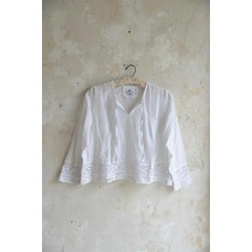 Jeanne d'Arc Living Blouse- Romantic- mind-White