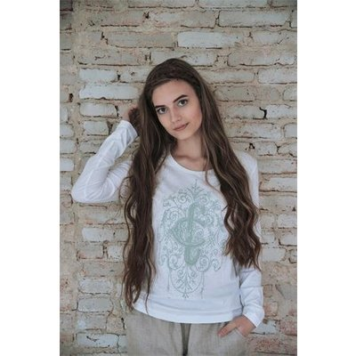 Jeanne d'Arc Living T- Shirt - CC-White