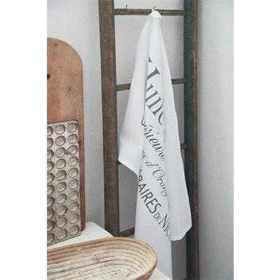 Jeanne d'Arc Living Kitchen Towel - Huile d'Olive