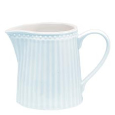Greengate Cream Alice pale blue