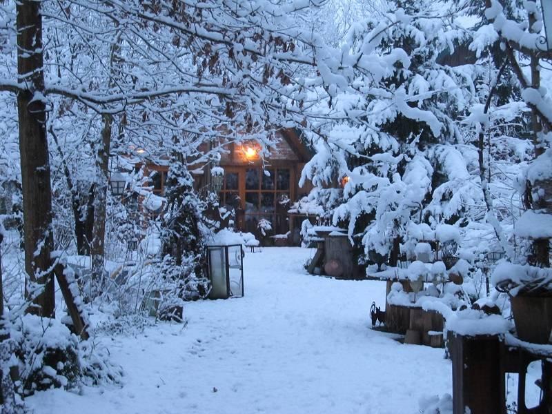 Jetzt kommt der Winter....