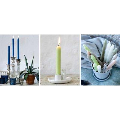 Kerzen in 8 verschiedenen Farben