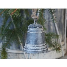 Chic Antique Glocke antique Zink