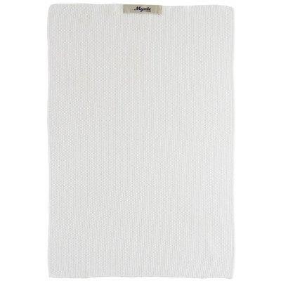 IB Laursen Handtuch, Mynte  Pure White