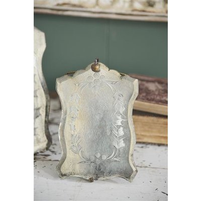 Jeanne d'Arc Living Mirror, Old Vintage von Jeanne d'Arc Living