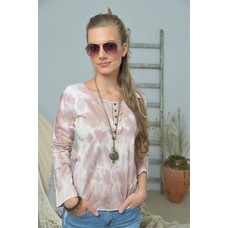 Jeanne d'Arc Living Blouse Charming mood- Rose