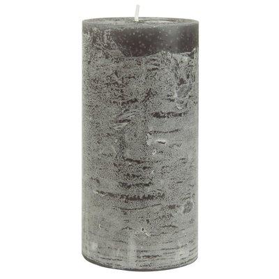 IB Laursen Rustikale Kerze in dunkelgrau und peony von IB Laursen