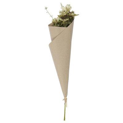 IB Laursen Blumenstrauss in Kraftpapier von IB Laursen