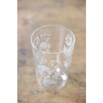 Jeanne d'Arc Living Drinking Glass- Heartsease von Jeanne d'Arc Living