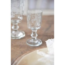 Jeanne d'Arc Living Wine Glass- Heartsease