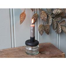 Chic Antique Kerzenständer mit Halter