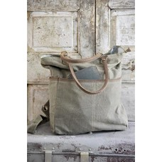 Jeanne d'Arc Living Dual bag in Canvas