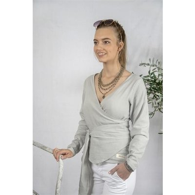 Jeanne d'Arc Living SP20 Bolero- Lisa- light petrol, in S oder M von Jeanne d'Arc Living
