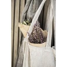 IB Laursen Blumenstrauß in Kraftpapier lilatöne