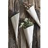 IB Laursen Blumenstrauß in Kraftpapier grüntöne von IB Laursen - Copy