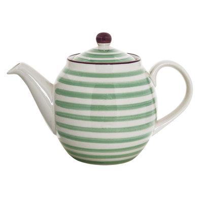 Patrizia Teapot, Green von Bloomingville