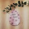 Madleys Easter Egg sign von Madleys