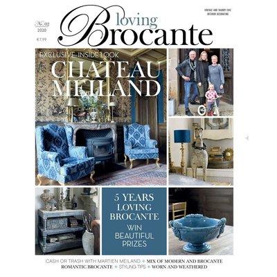 Abo Loving Brocante Magazin, für 4 Magazine