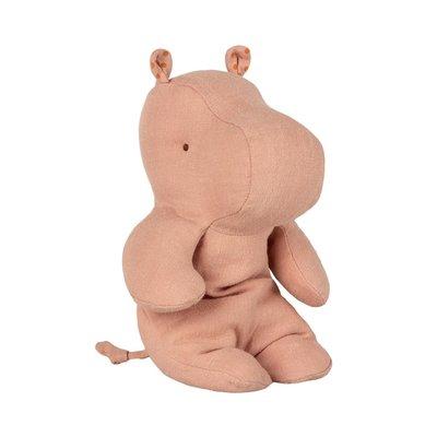 Maileg Safari friends Small hippo, Dusty rose von Maileg