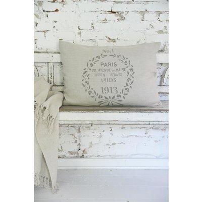 Jeanne d'Arc Living Cushion Cover, ohne Inlet von Jeanne d'Arc Living