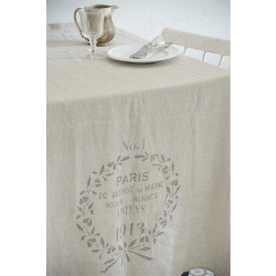 Jeanne d'Arc Living Table cloth, 220cm, Amiens Paris