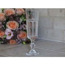 Chic Antique Champagnerglas mit Perlenkante, Antoinette