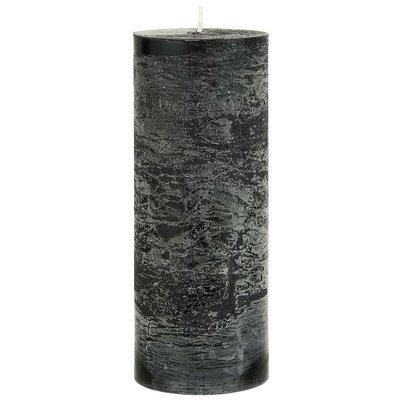 IB Laursen Rustikale Kerze, schwarz von IB Laursen - Copy