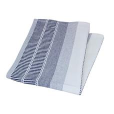 Strömshaga Tea towel Marianne Blue/White