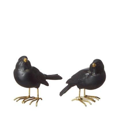 Wikholmform Bird Mix, 2 Stck., in weiß oder schwarz von Wikholmform