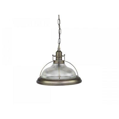 Chic Antique Factory Lampe mit Rillen von Chic Antique