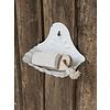 IB Laursen Seifenschale für Wand, Emaille von IB Laursen