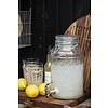 IB Laursen Getränkebehälter mit Muster im Glas