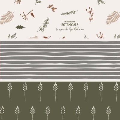 IB Laursen Geschenkpapier, 3 verschiedene Designs