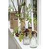 IB Laursen Kerzenhalter für dünne Kerzen, Blume rost von IB Laursen