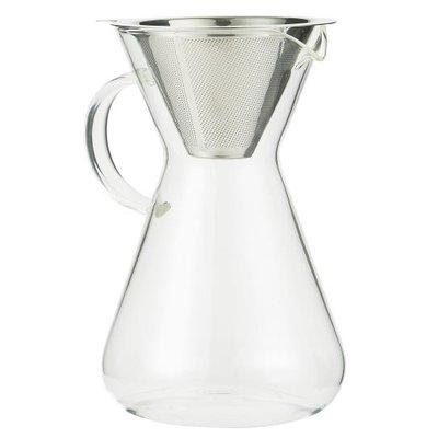 IB Laursen Kaffeekanne mit Trichter von IB Laursen
